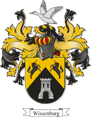 Wissenburg coat of arms
